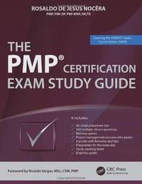 The PMP� Certification Exam Study Guide