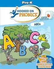 Hooked on Phonics ABCs: Pre-k Workbook With Flashcards