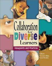 Collaboration for Diverse Learners: Viewpoints and Practices