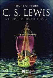 image of C S Lewis - A Guide to His Theology