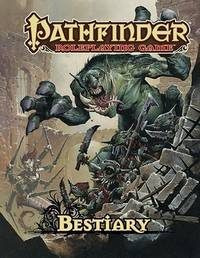 image of Pathfinder Roleplaying Game: Bestiary: Vol 1