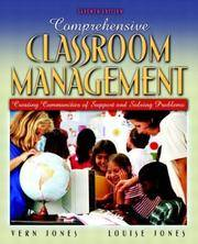 image of Comprehensive Classroom Management: Creating Communities of Support and Solving Problems, Seventh Edition