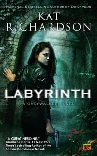 Underground (Greywalker, Book 3)