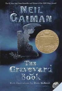 image of The Graveyard Book (Turtleback School & Library Binding Edition)