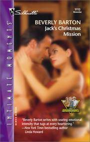 image of Jack'S Christmas Mission (The Protectors) (Silhouette Intimate Moments)