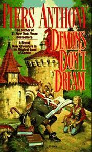 Demons Don\'t Dream