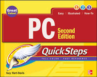 PC QuickSteps, Second Edition [Paperback] Hart-Davis, Guy