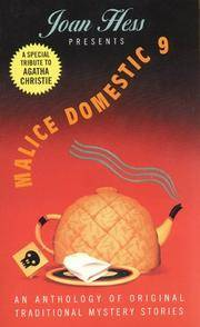 image of Malice Domestic - 9