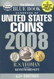 Handbook Of United States Coins