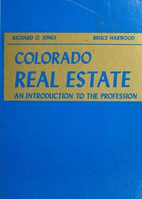 Colorado real estate: An introduction to the profession