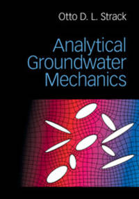 Analytical Groundwater Mechanics (HC)