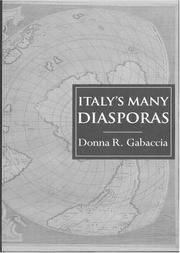 Italy's Many Diasporas (Global Diasporas)