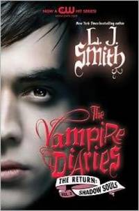 image of The Vampire Diaries: The Return: Shadow Souls (Vampire Diaries: The Return, 2)