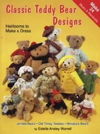 Classic Teddy Bear Designs-Heirlooms To Make  Dress