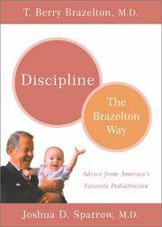 Discipline The Brazelton Way