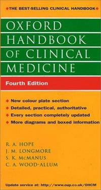 Oxford Handbook of Clinical Medicine (Oxford Handbooks)