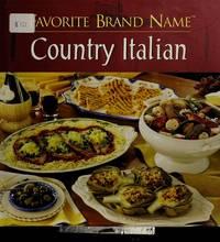 Favorite Brand Name: Country Italian