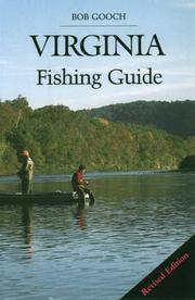 Virginia Fishing Guide, Revised Edition