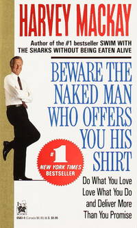 Beware the Naked Man Who Offers You His Shirt.