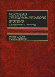 Voice/Data Telecommunications Systems-an Introduction to Technology