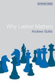image of Why Lasker Matters