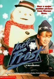 Jack Frost : A Novelization