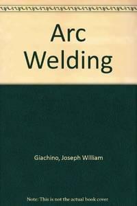 Arc Welding.