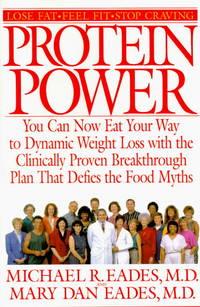 Protein Power The Metabolic Breakthrough