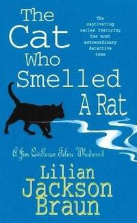 The Cat Who Smelled a Rat (The Cat Who... Mysteries, Book 23): A delightfully quirky feline...