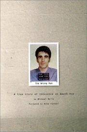 The Wrong Man  A True Story of Innocence on Death Row