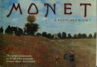 Monet Postcard Bk Pb