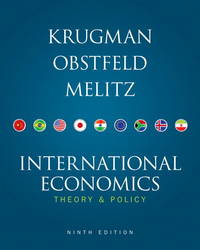 image of International Economics: Theory and Policy,  plus MyEconLab with Pearson Etext Student Access Code Card Package (9th Edition)