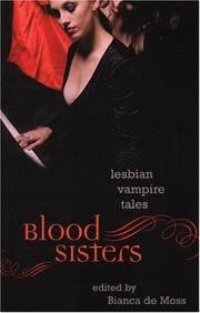 Blood Sisters Lesbian Vampire Tales