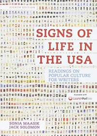 Signs of Life in the USA 8e & LaunchPad Solo for Signs of Life in the USA 8e (Six Month Access)