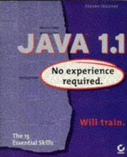 Java 1.1: No Experience Required (No Experience Required)