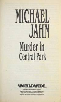 image of Murder In Central Park (Bill Donovan Mysteries)