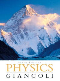 image of Physics: Principles with Applications with MasteringPhysics (6th Edition)