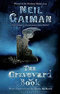 image of The Graveyard Book (Ala Notable Children's Books. Middle Readers)