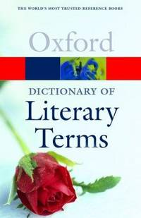 The Concise Dictionary of Literary Terms (Oxford Paperback Reference)