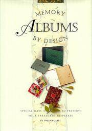 Memory Albums by Design