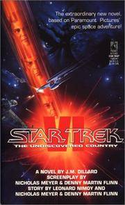 Star Trek VI The Undiscovered Country (Star Trek)