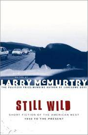 image of Still Wild : Short Fiction of the American West 1950 to the Present