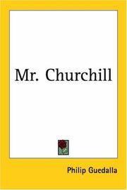 Mr Churchill