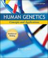 image of Human Genetics (NASTA Hardcover Reinforced High School Binding) by Ricki Lewis