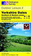 image of Yorkshire Dales: Southern and Western Areas (Outdoor Leisure Maps)