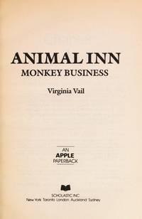 Animal Inn: Monkey Business