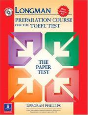 Itp Toefl Practice Tests Book & Cd (volume 1)