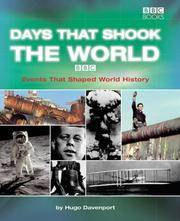 DAYS THAT SHOOK THE WORLD: EVENTS THAT SHOOK THE WORLD