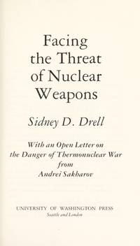 Facing the Threat of Nuclear Weapons