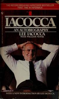 image of Iacocca: An Autobiography